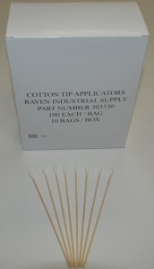 Cotton-Tip Applicators